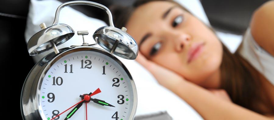 Η Κόπωση των επινεφριδίων και το σύμπτωμα της αϋπνίας
