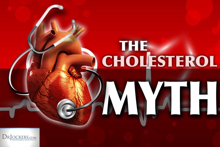 Ο Μύθος της xοληστερίνης *  (Μέρος  1ο)