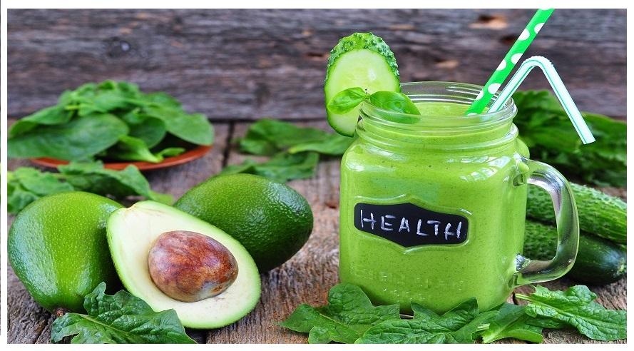 Τα οφέλη μιας πράσινης-αλκαλικής διατροφής για τον οργανισμό και την υγεία*