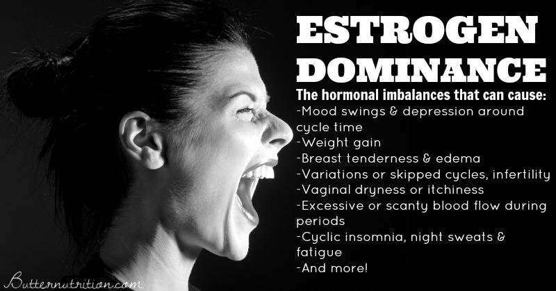 Το χρόνιο stress προκαλεί την κόπωση των επινεφριδίων (adrenal fatigue)  και την κυριαρχία των οιστρογόνων (estrogen dominance)*