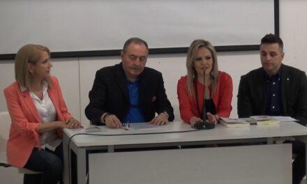 Βίντεο από την παρουσίαση του βιβλίου «Το Βιβλίο της Αντιγήρανσης – Η Υγεία στα χέρια σας» στην Λάρισα και από την συνέντευξη στο κανάλι της Θεσσαλίας TRT