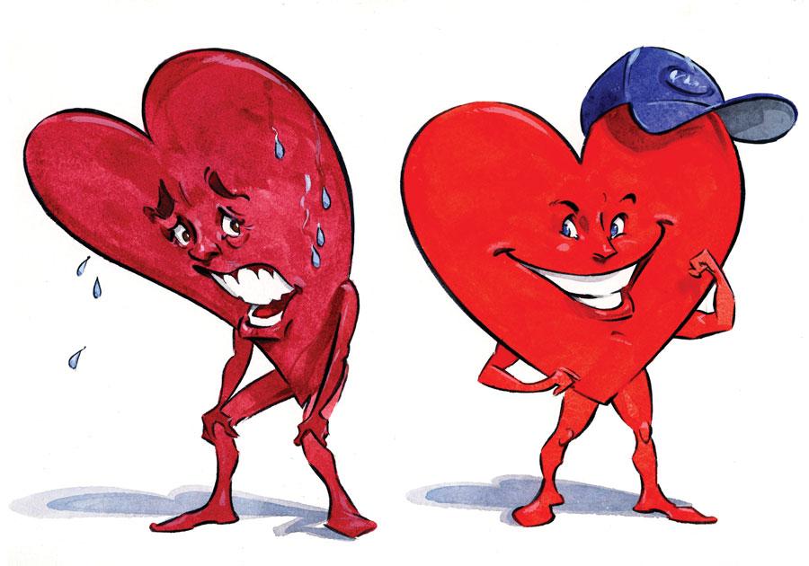 Προστατέψτε την καρδιά σας ! *